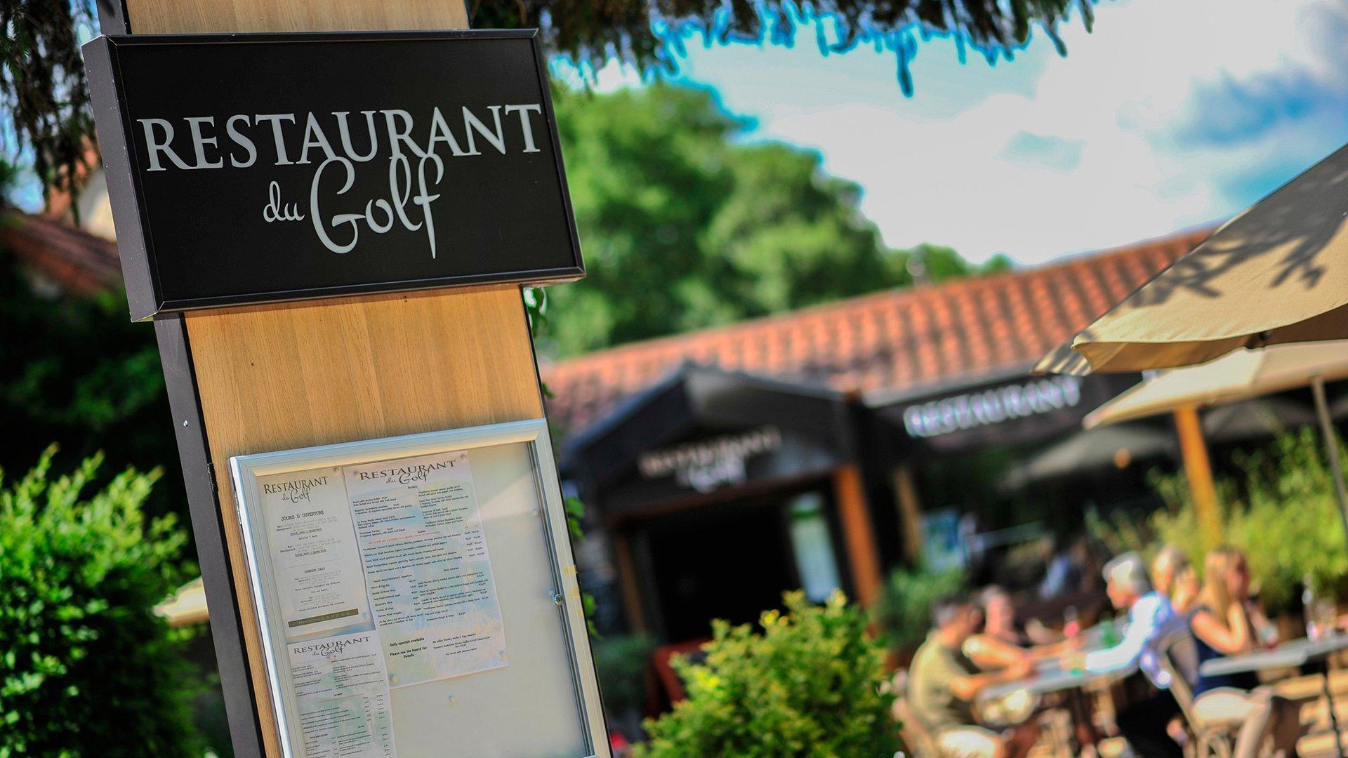 Restaurant du Golf à Souillac en Vallée de la Dordogne